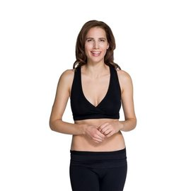 Momzelle Momzelle Sleep Nursing Bra, Black