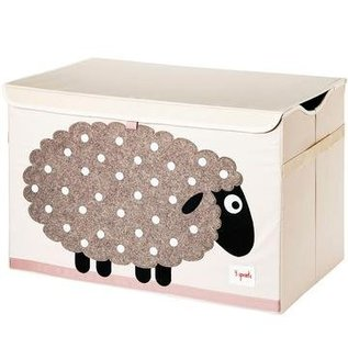 3 Sprouts Toy Chest, Sheep