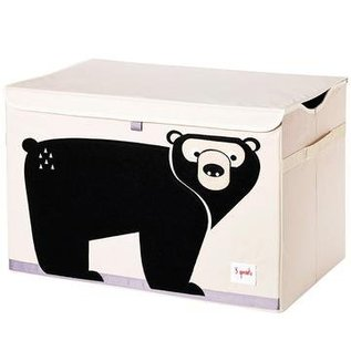 3 Sprouts Toy Chest, Bear