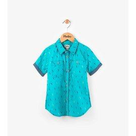 Hatley Superbolt Button Up Shirt