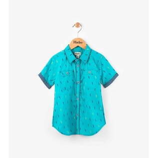 Hatley Superbolt Button Up Shirt