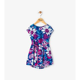 Hatley Miyako Blooms Woven Belted Dress