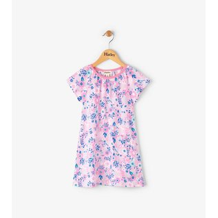 Hatley Sandy Beach Wildflowers Tee Dress