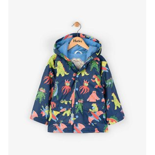 Hatley Mega Monsters Classic Raincoat