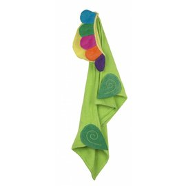 Zoochini Flora Flower Big Kid Towel