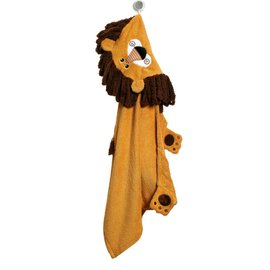 Zoochini Leo Lion Big Kid Towel