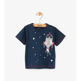 Hatley Space Dog Mini Tee