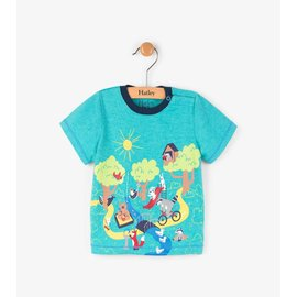 Hatley Irregular Day At The Park Mini Tee