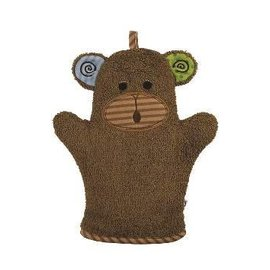 Zoochini Max the Monkey Bath Mitt