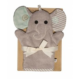 Zoochini Ellie the Elephant Bath Mitt