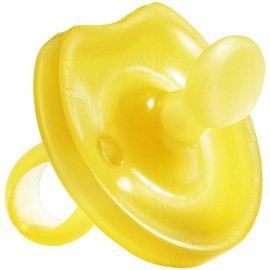 Natursutten Natural Rubber Orthodontic Pacifier, Butterfly