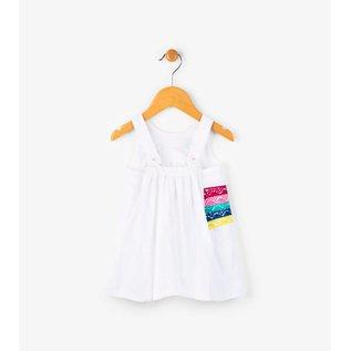 Hatley Over The Rainbow Mini Gathered Dress