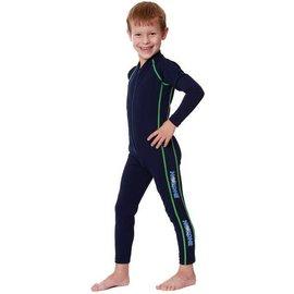 NoZone Navy Child Protective Stinger Suit