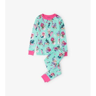 Hatley Organic Underwater Kingdom PJ Set