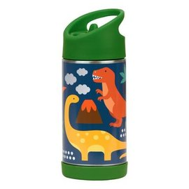 Petit Collage Dinosaurs Stainless Steel Water Bottle