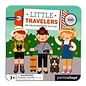 Petit Collage Little Travellers On-The-Go Magnetic Play Set