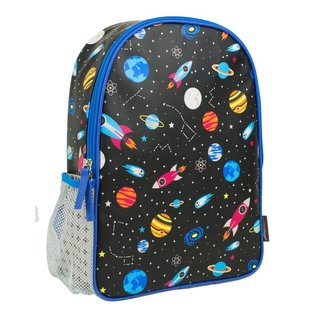 Petit Collage Outer Space Eco Backpack