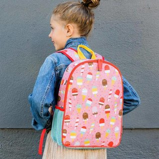 Petit Collage Ice Pops Eco Backpack