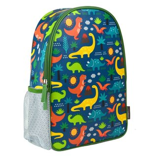Petit Collage Dinosaurs Eco Backpack