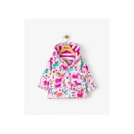 Hatley Roaming Horses Mini-Raincoat