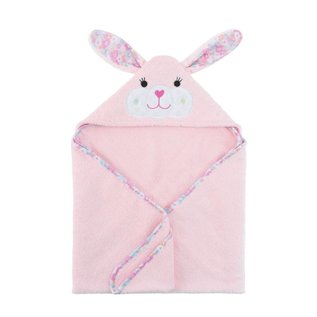 Zoochini Beatrice the Bunny Baby Towel