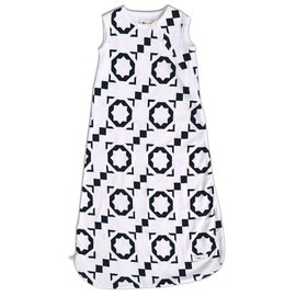 WeeUrban Lyte Sleep Bag, Black & White