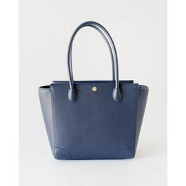 Little Unicorn Navy Brookside Tote