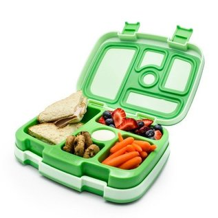 Bentgo Green Child Size Bento Lunchbox
