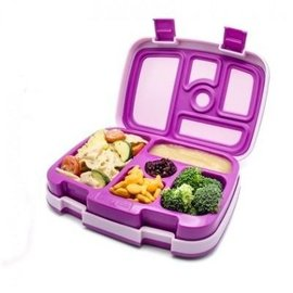 Bentgo Purple Child Size Bento Lunchbox