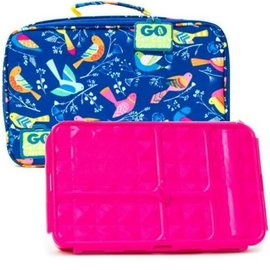Go Green Tweety Leakproof Lunchbox Set
