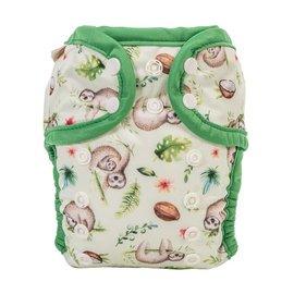 Bummis Sloths Pure AIO Diaper