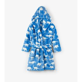 Hatley Roaming Dinos Fleece Robe