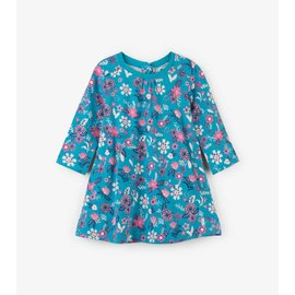Hatley Soft Flowers Baby Swing Dress