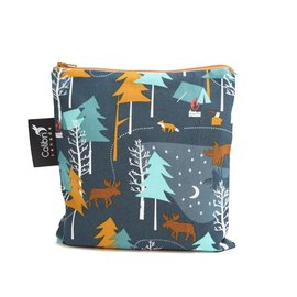 Colibri Camp Out Large Snack Bag