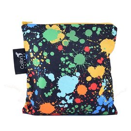 Colibri Splatter Large Snack Bag