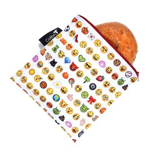 Colibri Emoji Large Snack Bag