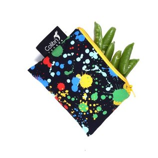 Colibri Splatter Small Snack Bag