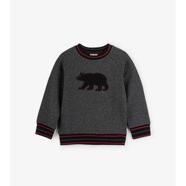 Hatley Black Bear Pullover