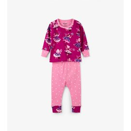 Hatley Fairy Princess Organic Cotton Baby PJ Set