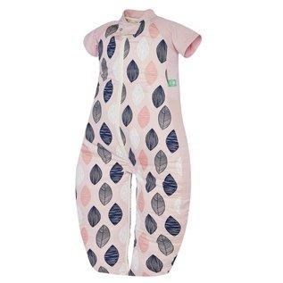 Ergo Pouch Blush Leaf 1.0 TOG Sleep Suit Bag