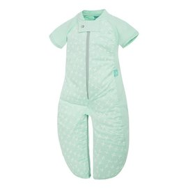 Ergo Pouch Mint Cross 1.0 TOG Sleep Suit Bag