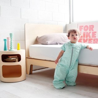 Ergo Pouch Mint Cross 1.0 TOG Sleep Suit Bag