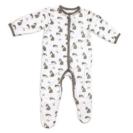 Kyte Baby Woodland Bamboo Footie