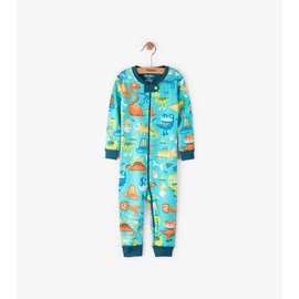 Hatley Dinosaur Land Mini Coverall