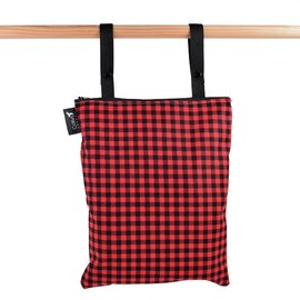 Colibri Plaid Regular Wet Bag