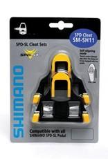 Shimano Shimano SM-SH11 CLEAT SET(SELF-ALIGNING MODE /PAIR)