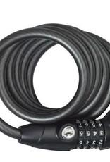 Abus Abus Cable Lock - Key Combo 1650/185 Key Combo - 185cm length 12mm diameter