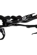 Zipp Bars, Vuka Aerobar Vuka Stealth Short (60/70mm Stem) Without Extensions22.2