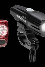 Cygolite Cygolite Metro 700 Headlight and Hotshot 100 Taillight Set