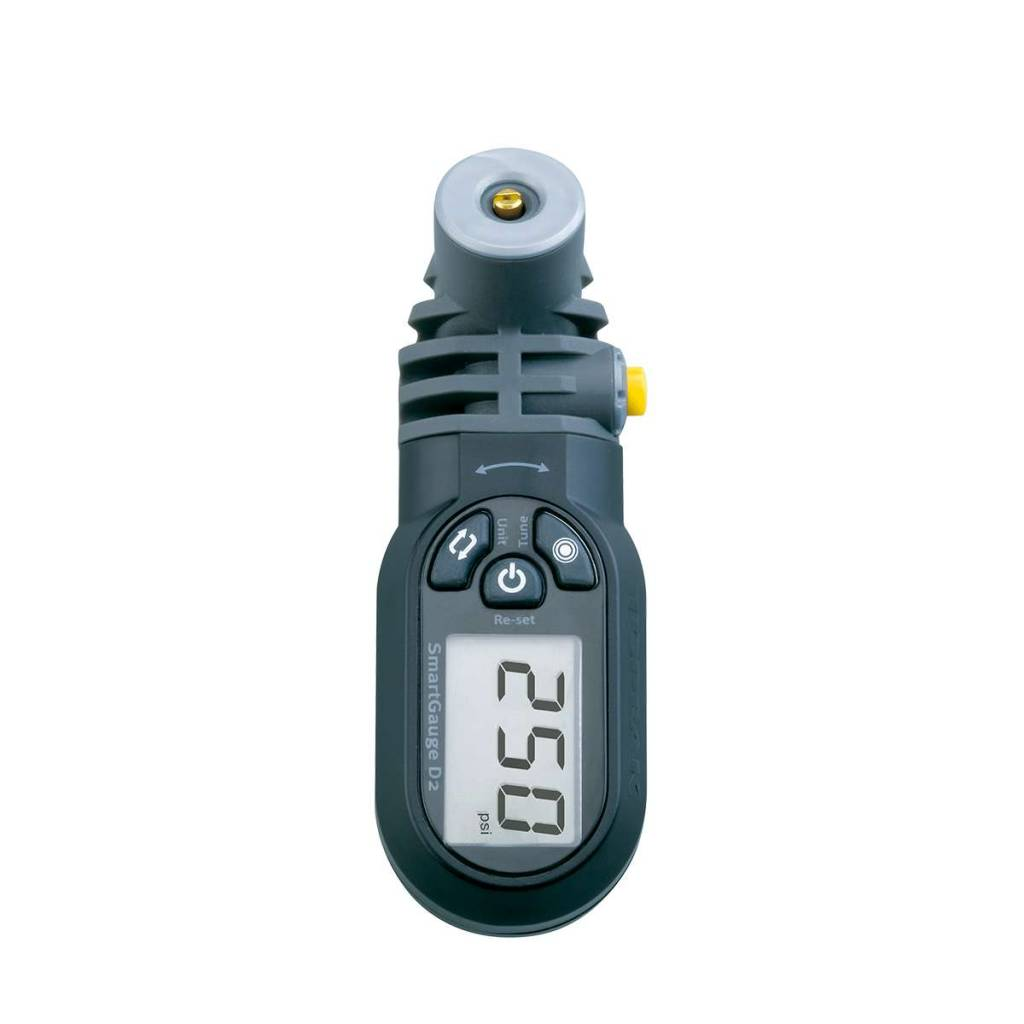 Topeak Topeak, Smarthead Digital Gauge D2 250PSI